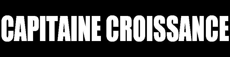 logo capitaine croissance